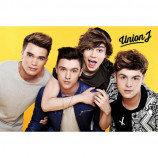 MAXI POSTER (61cm x 91.5cm) - UNION J : YELLOW - Poster