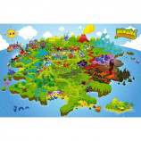MAXI POSTER (91.5cm x 61cm) - MOSHI MONSTERS ISLAND - Poster