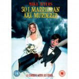 MIKE MYERS - SO I MARRIED AN AXE MURDERER - DVD