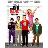 MINI POSTER (40cm x 50cm) - BIG BANG THEORY : LINE UP - Poster