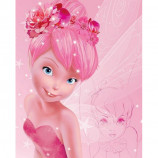 MINI POSTER (40cm x 50cm) - DISNEY FAIRIES : THINK PINK - Poster