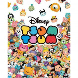 MINI POSTER (40cm x 50cm) - DISNEY TSUM TSUM : PILE UP - Poster