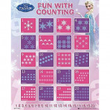 MINI POSTER (40cm x 50cm) - FROZEN : FUN WITH COUNTING - Poster