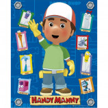 MINI POSTER (40cm x 50cm) - HANDY MANNY : SOLO - Poster