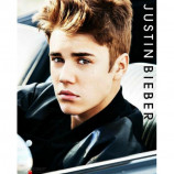 MINI POSTER (40cm x 50cm) - JUSTIN BIEBER : CAR PIN UP - Poster