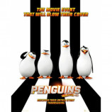 MINI POSTER (40cm x 50cm) - PENGUINS OF MADAGASCAR - Poster