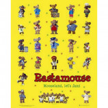 MINI POSTER (40cm x 50cm) - RASTAMOUSE : CHARACTERS - Poster