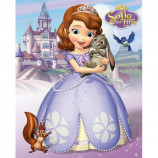 MINI POSTER (40cm x 50cm) - SOFIA THE FIRST : CHARACTERS - Poster