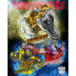 MINI POSTER (40cm x 50cm) - TRANSFORMERS 4 : CHARACTERS - Poster