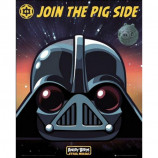 MINI POSTER (50cm x 40cm) - ANGRY BIRDS : STAR WARS VADER - Poster