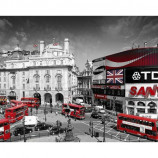 MINI POSTER (50cm x 40cm) - LONDON : PICCADILLY CIRCUS - Poster