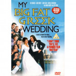 NIA VARDALOS - MY BIG FAT GREEK WEDDING - DVD