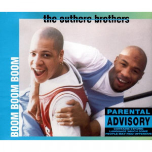 OUTHERE BROTHERS - BOOM BOOM BOOM - CD Single - CD - Album