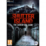 PC CD-ROM - SHUTTER ISLAND : THE ADVENTURE GAME - Games