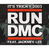 RUN DMC feat JACKKNIFE LEE - IT'S TRICKY 2003 - CD Single