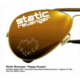 STATIC REVENGER - HAPPY PEOPLE - CD Single