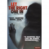 TOMAS ALFREDSON - LET THE RIGHT ONE IN - DVD