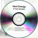 VARIOUS ARTISTS - HARD ENERGY (5 TRACK SAMPLER) - CD Single