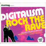 VARIOUS ARTISTS - MIXMAG pres DIGITALISM : ROCK THE RAVE - CD