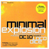 VARIOUS ARTISTS - MIXMAG pres MINIMAL EXPLOSION mixed by LOCO DICE - CD
