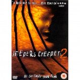 VICTOR SALVA - JEEPERS CREEPERS 2 - DVD