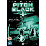 VIN DIESEL - PITCH BLACK - DVD
