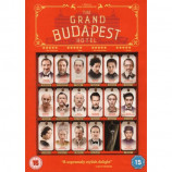 WES ANDERSON - THE GRAND BUDAPEST HOTEL - DVD