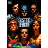 ZACK SNYDER - JUSTICE LEAGUE - DVD