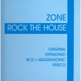 ZONE - ROCK THE HOUSE - 12 Inch
