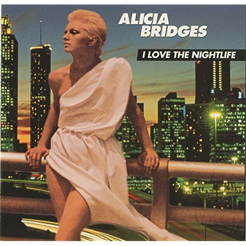 Alicia Bridges - I love the nightlife  - Vinyl - 45''
