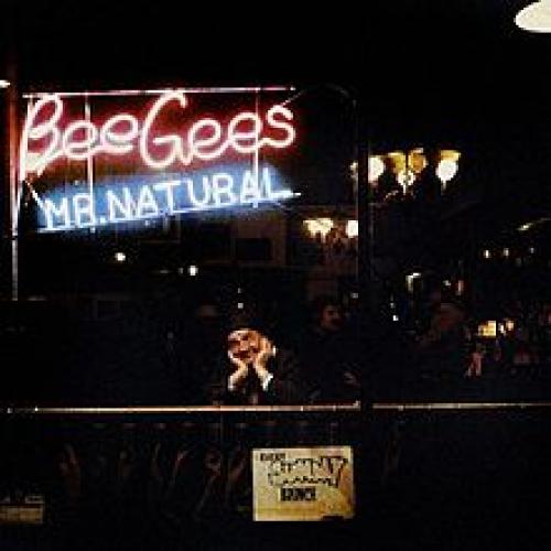 Bee Gees - Mr Natural - Vinyl - LP