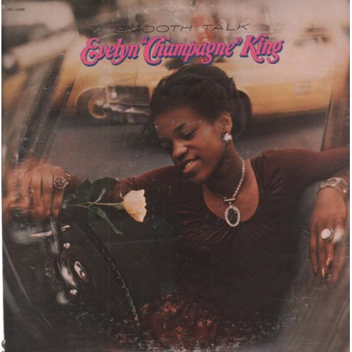Evelyn Champagne King - Smooth Talk - Vinyl - LP