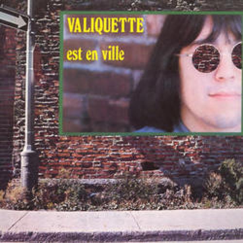 Gilles Valiquette - est en ville - Vinyl - LP