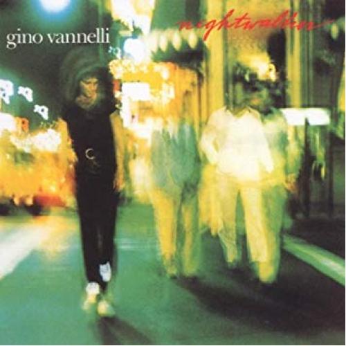 Gino Vanneli - nightwalker - Vinyl - LP