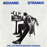 RICHARD STRANGE - The live rise of Richard Strange