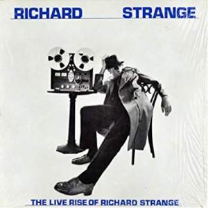 RICHARD STRANGE - The live rise of Richard Strange - Vinyl - LP