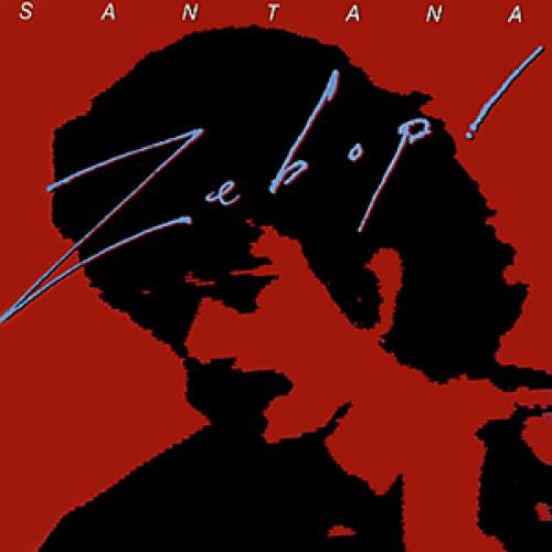 Santana - Zebop - Vinyl - LP