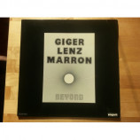 Peter Giger - Günter Lenz - Eddy Marron - Beyond - LP, Album