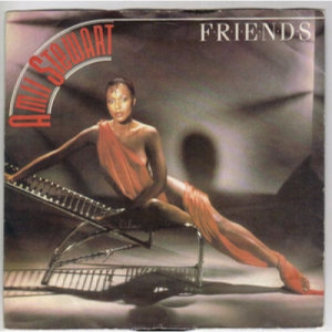 Amii Stewart - Friends - 7''- Single - Vinyl - 7""