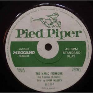 Anna Massey - The Magic Fishbone - Vinyl - 45''