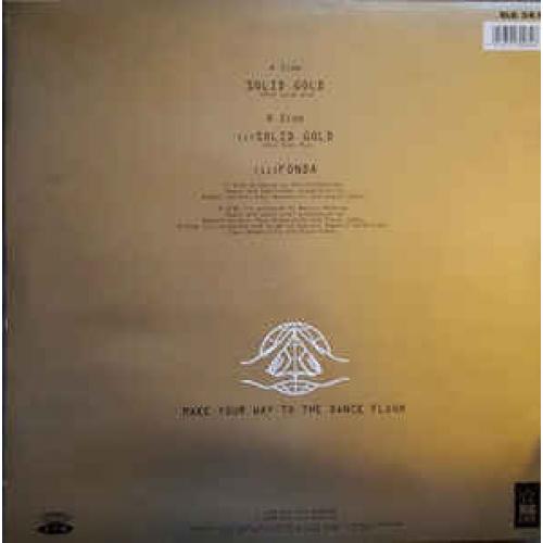 "Ashley & Jackson - Solid Gold - Vinyl - 12"""