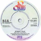 B.C.G. (B.C. Generation) - Street Talk