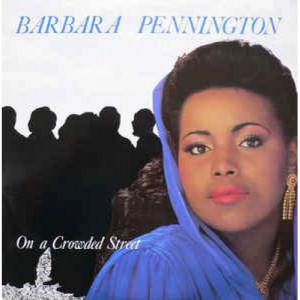 "Barbara Pennington - On A Crowded Street - Vinyl - 12"""