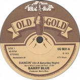 Barry Blue - Dancin' (On A Saturday Night) - 7''