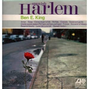 Ben E King - Spanish Harlem - Vinyl - LP