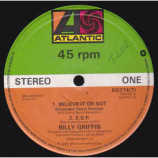 Billy Griffin - Believe It Or Not