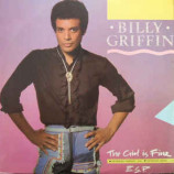 Billy Griffin - The Girl Is Fine/E.S.P.
