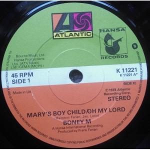 Boney M - Mary's Boy Child - Vinyl - 45''