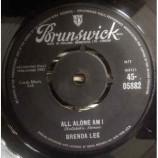 Brenda Lee - All Alone Am I