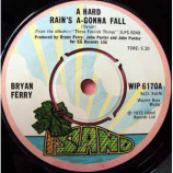 Bryan Ferry - A Hard Rain's A-Gonna fall